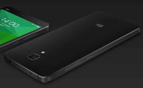черный Xiaomi Mi4 2014