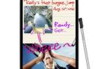 фото смартфон LG G3 Stylus