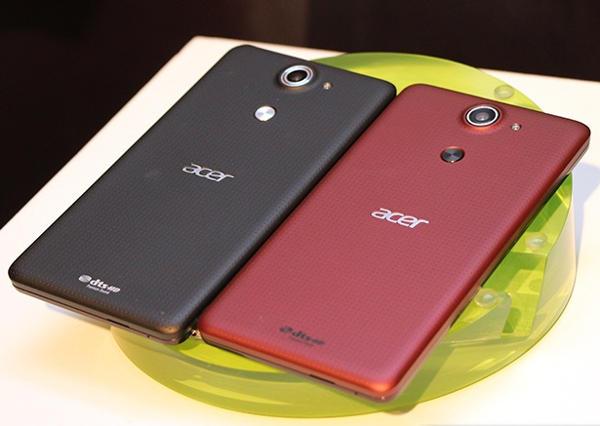 камера Acer Liquid X1