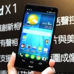 смартфон Acer Liquid X1