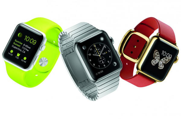 часы Apple Watch 2015 фото