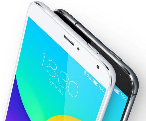ещё фото смартфона Meizu MX4