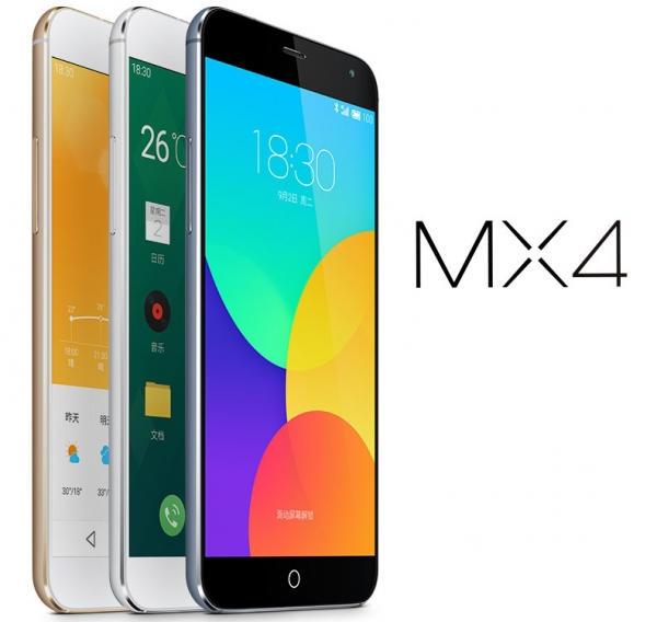 фото Meizu MX4