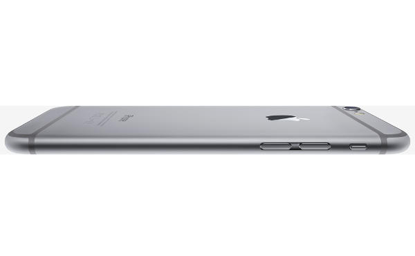 задняя сторона Apple iPhone 6 2015