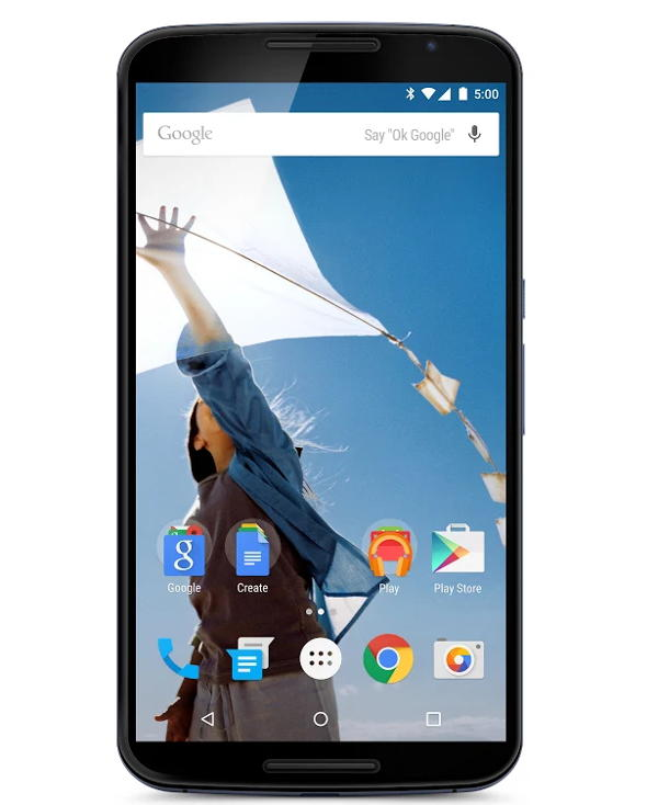 фото Google Nexus 6