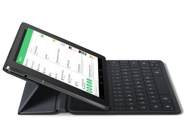 клавиатура Google Nexus 9