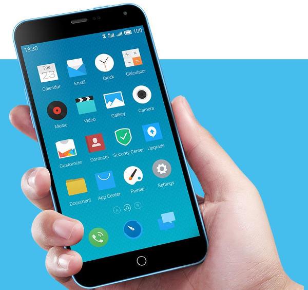 Смартфон Meizu M1 Note