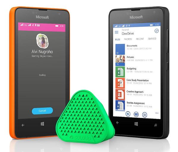 смартфон Microsoft Lumia 430 Dual SIM