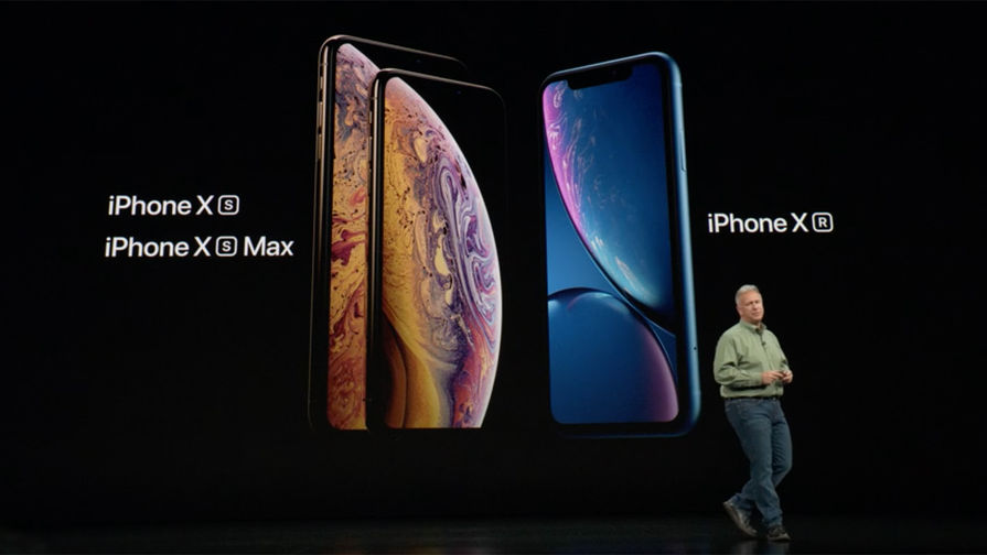 iPhone XS и iPhone XS Max ещё фото