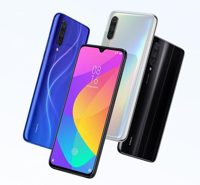 Xiaomi Mi 9 Lite в России
