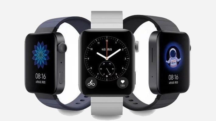 фото смарт-часы Xiaomi Mi Watch
