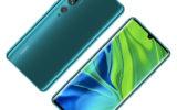 Xiaomi Mi Note 10 с камерой 108 мегапикселей