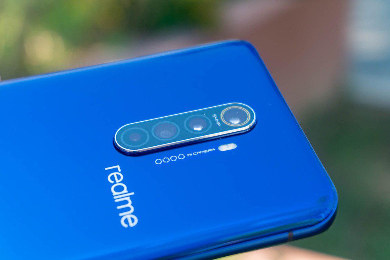 камера Realme X2 Pro