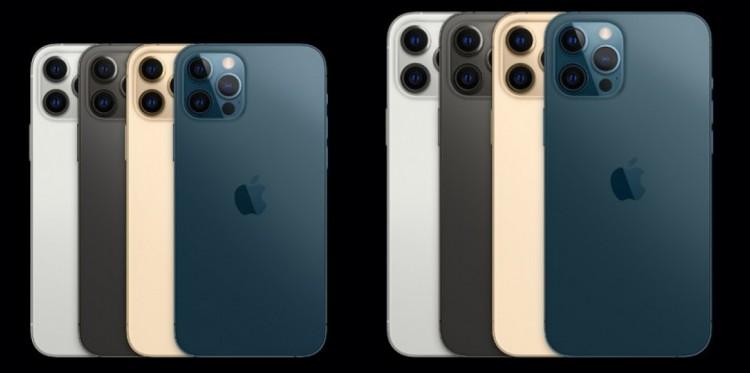 фото нового iPhone 12 в России